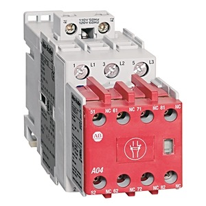 100S-C09EJ05C MCS SAFETY CONTACTOR 9 AM