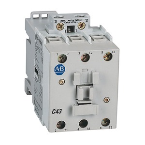 100-C43UD10 43AMP CONTACTOR-LOAD SIDE CO