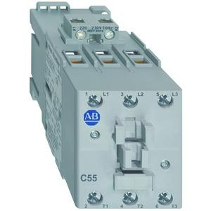 100-C55D10 IEC CONTACTOR 55 A