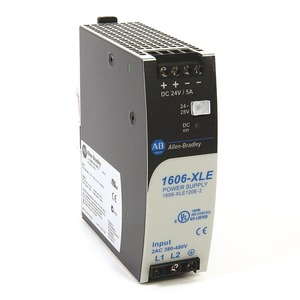 1606-XLE120E POWER SUPPLY AC/DC