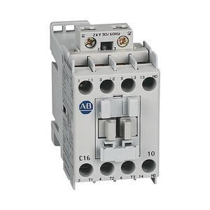 100-C16D400 A-B CONTACTOR 16 AMPS