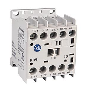 100-K09KF10 MCS-MINI CONTACTOR 9A