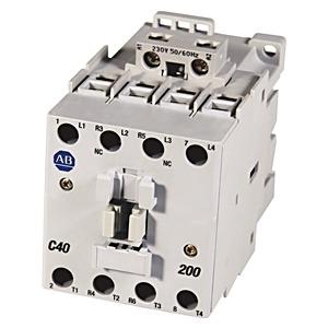 100-C40EY400 IEC 40 A CONTACTOR