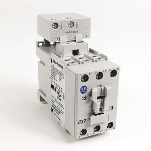 100-C37UEJ00 IEC 37 A CONTACTOR