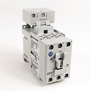 100-C37UKJ10 IEC 37 A CONTACTOR
