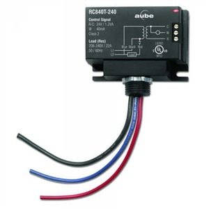 RC840T240 RELAY WITH TRANSFO 208/240V