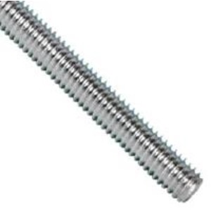 "TFZ3/8X10 THR.ROD 3/8""X10' PLATED"