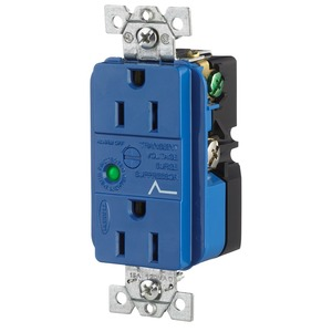 HBL5260SA SURGE SUPPRESSOR RECEPTACLE