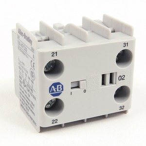100-KFC04M AUXILIARY CONTACT