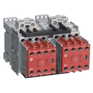 104S-C16D210C IEC SAFETY CONTACTOR