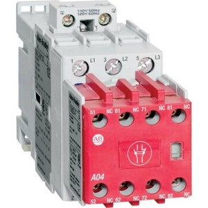 100S-C12J23C 12 A SAFETY CONTACTOR