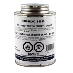 074713 S100PT5 PVC CEMENT 250 ML
