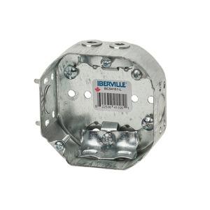 """BC54151L OCTAGONAL BOX 1-1/2""""D"""