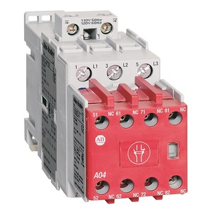 100S-C23KF14C SAFETY CONTACTOR