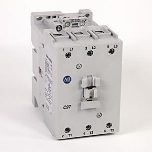 100-C97J10 IEC 97 A CONTACTOR