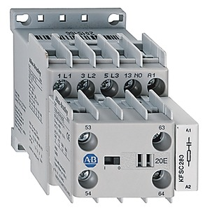 100-KR09DJ01 IEC 9 A MINIATURE CONTACTOR