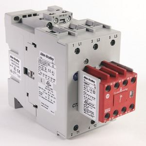 100S-C72DJ04C SAFETY CONTACTOR