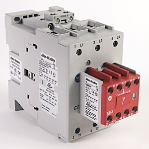 100S-C72UDJ04C 72 A SAFETY CONTACTOR