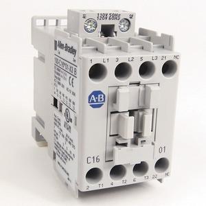 100-C16D01-X3 IEC CONTACTOR 16 A