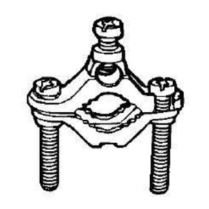 "GCDB 1/2""-1"" GROUND CLAMP BRONZE"