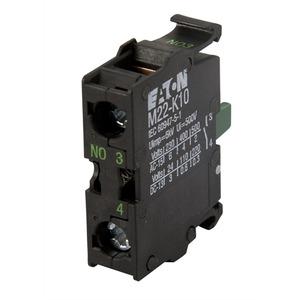 M22-K10 CONTACT BLOCK 1NO SCREW TER