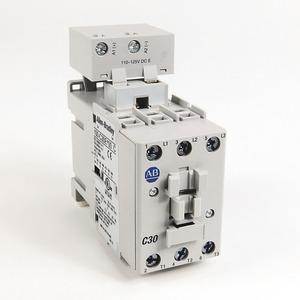 100-C30ED10 IEC 30 A CONTACTOR