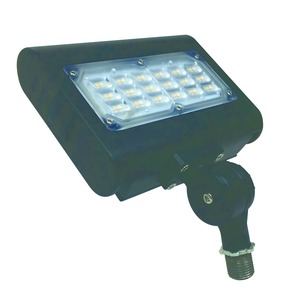 082051 FL2-LED30-B-4K-BRZ-KN FLOOD LIGHT