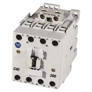 100-C40UD400 IEC 40 A CONTACTOR