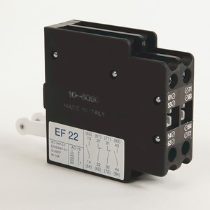 100-EF22 AUXILIARY CONTACT BLOCK