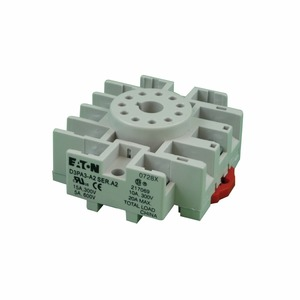 D3PA3-A2 3P RELAY SOCKET FOR D3 RELAY