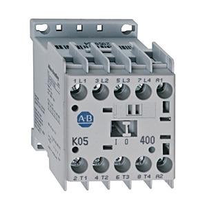100-K05KJ10 MCS-MINI CONTACTOR 5A