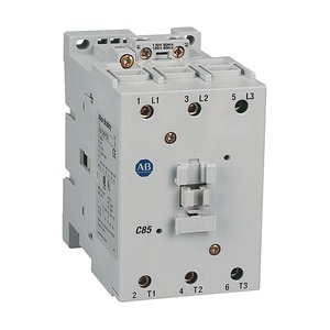 100-C85H10 85 AMP CONTACTOR 208V COIL