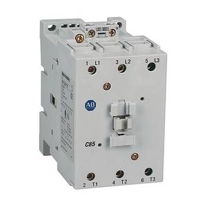 100-C85DP10 IEC 85 A CONTACTOR