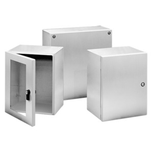 L-HC252015SS  INST. BOX TYPE 4X HINGED