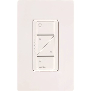 PD-6WCL-WH-C 150W CFL/LED CASETA DIMMER