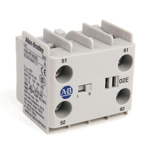 100-KFA04E AUXILIARY CONTACT-BLOCK