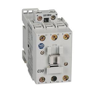 100-C30D10 30A IEC CONTACTOR 120V