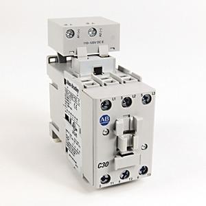 100-C30ED00 IEC 30 A CONTACTOR