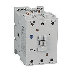 100-C85L10 CONTACTOR 85 AMPS 600V
