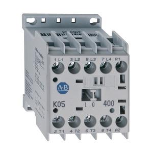 100-K05D01M IEC 5 A MINIATURE CONTACTOR