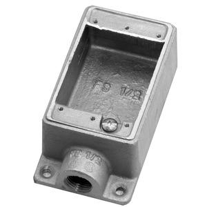 CI-FS-1G-1/2 CAST A BOX
