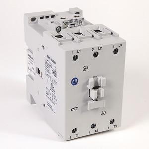 100-C72DJ01 72A MCS CONTACTOR 24VDC COI