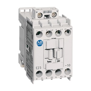 100-C23J400 CONTACTOR NON-REVER.SAFETY 2