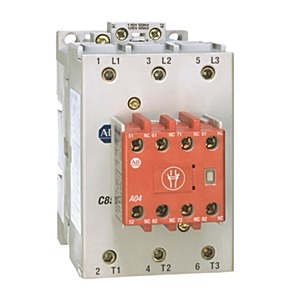 100S-C85D22BC 85 A SAFETY CONTACTOR